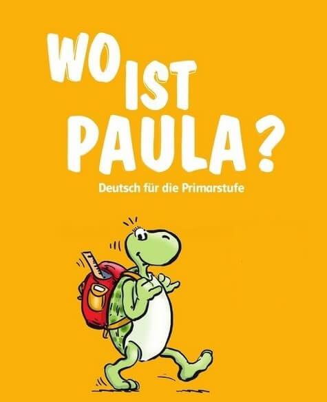 Немецкий для детей с Wo ist Paula