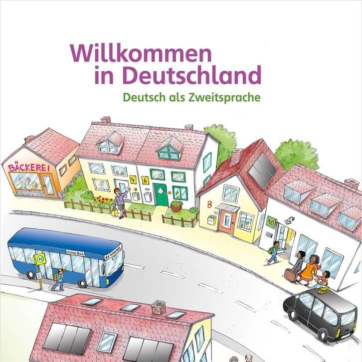 Deutsch als Fremdsprache Fernschule, школа немецкого языка